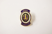 MOPH Region Commander Lapel Pin