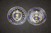 3D American Eagle Challenge Coin