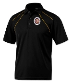 MOPH Dual Line Polyester Polo Shirt