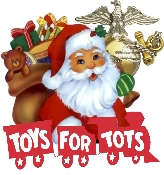 Toys For Tots Award Plaques