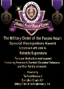 PL Shield Logo Purple Heart