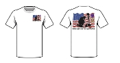 T shirt Soldiers Cross USA