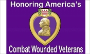 Purple Heart Flag