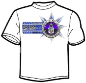 T shirt Bars US Air Force Purple Heart