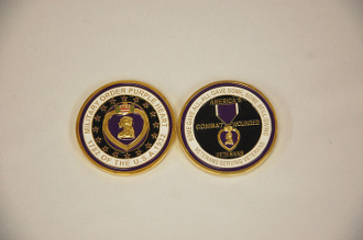 MOPH Challenge Coin