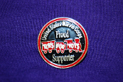 T4T Proud Supporter Pin