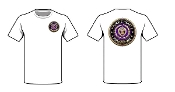 3D Purple Heart Merit T-Shirt