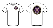 3D Purple Heart War Fought T-Shirt