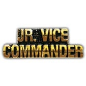 Jr Vice Lapel Pin
